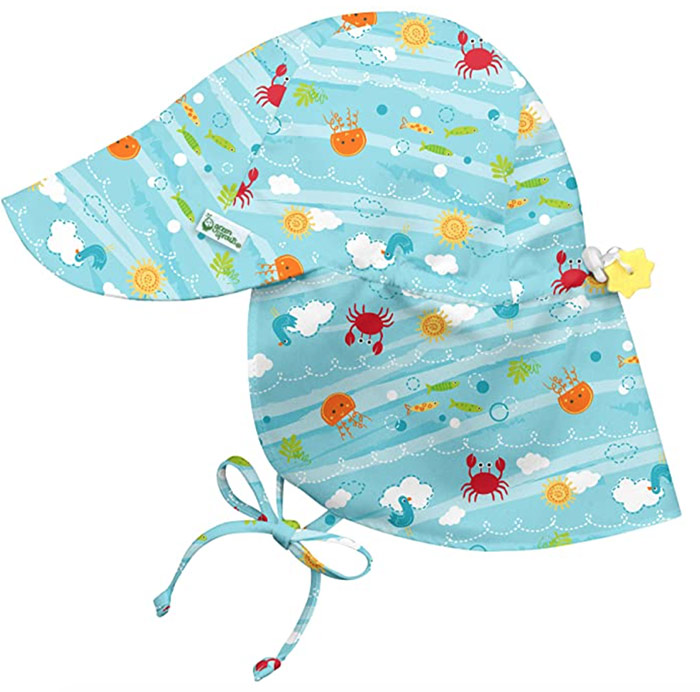 iPlay flap sun hat