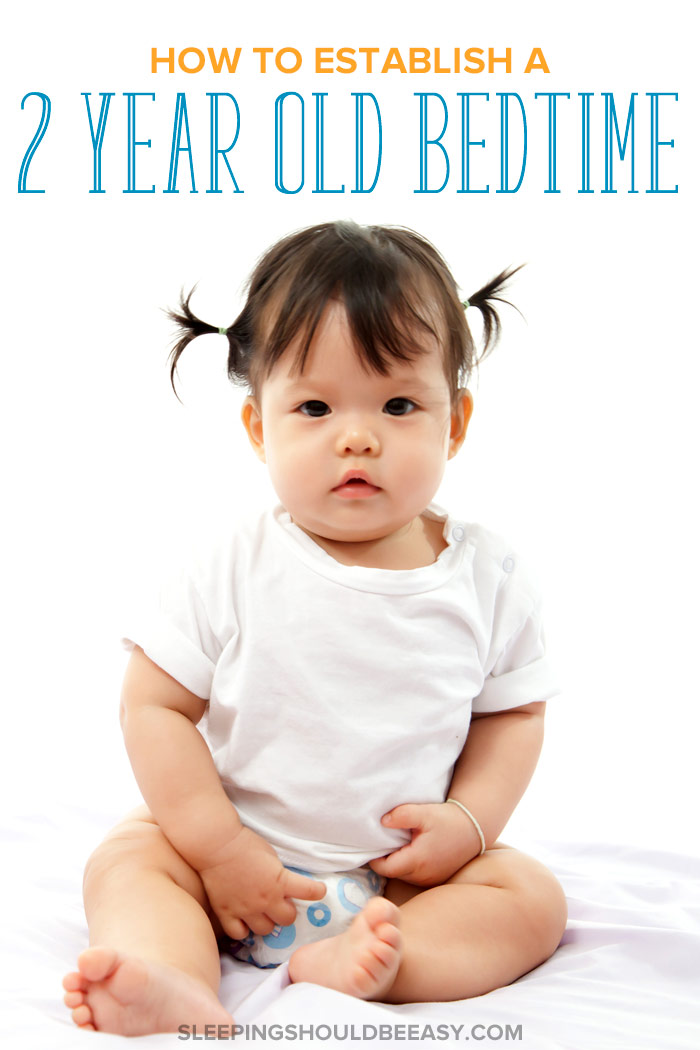 2 Year Old Bedtime