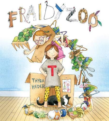 Fraidyzoo by Thyra Heder