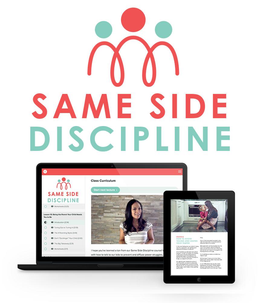 Same Side Discipline
