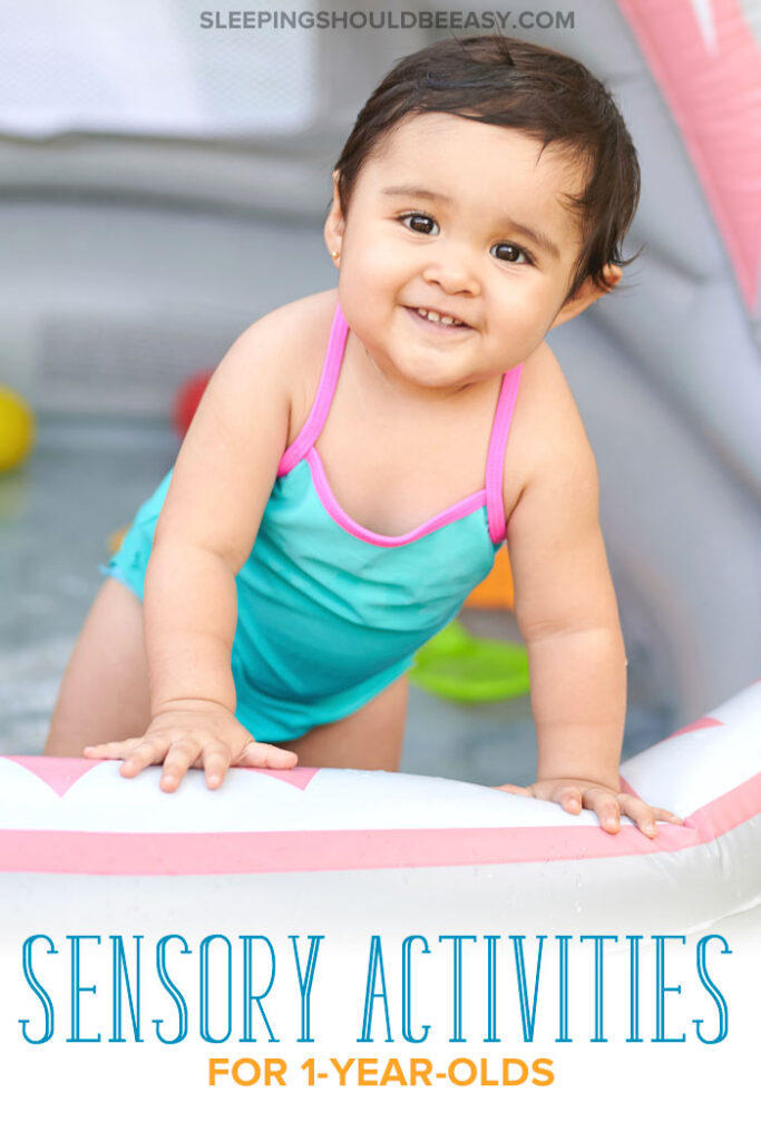 Sensory Activities for 1 Year Olds