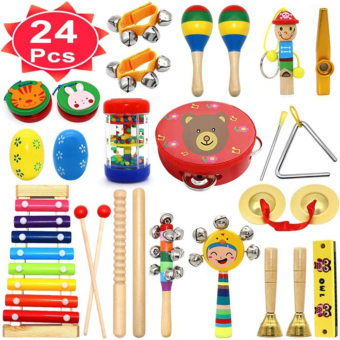 PETUOL Kids Musical Instruments