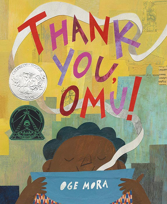 Thank you, Omu by Oge Mora