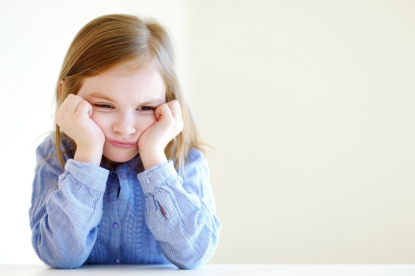 Don't dismiss your child's emotions