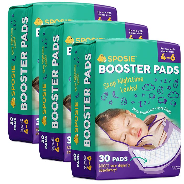 Sposie Booster Pads