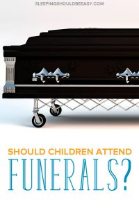 Should children attend funerals