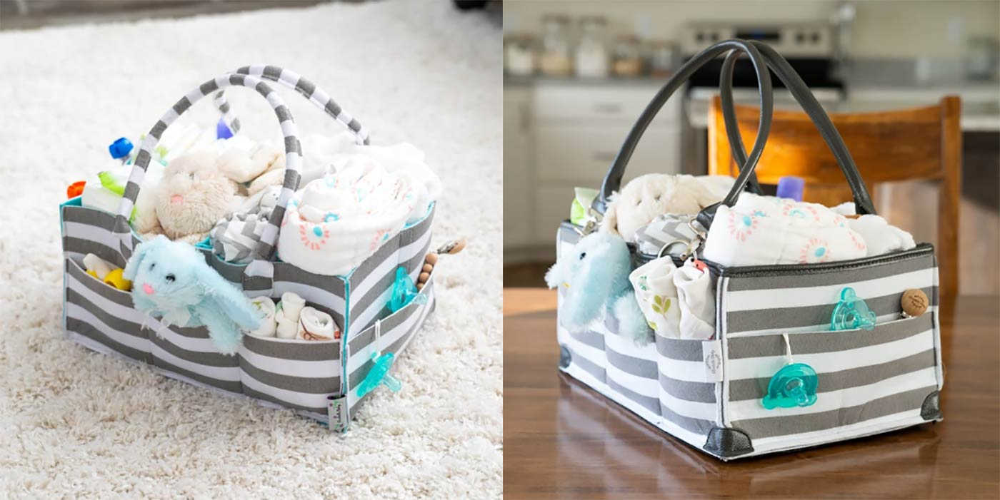 Arabella Baby Diaper Caddies