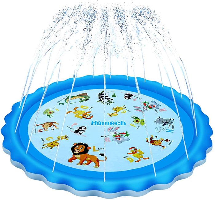 Homech Splash Pad