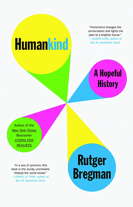 Humankind by Rutger Bregman