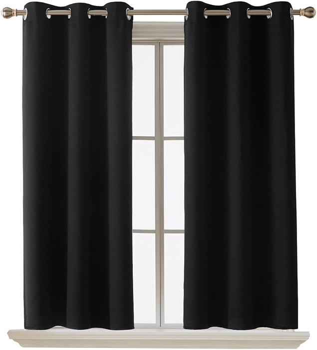 Deconovo curtains