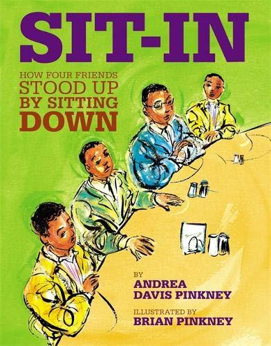 Sit-In by Andrea Davis Pinkney