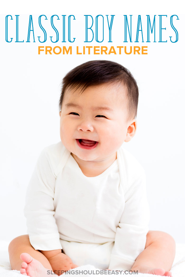 Classic Boy Names from Literature