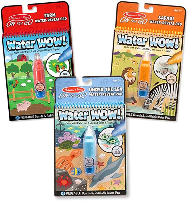 water markers