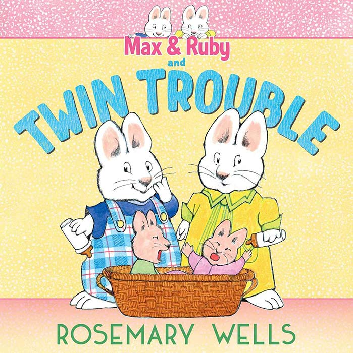 Twin Trouble by Rosemary Wells
