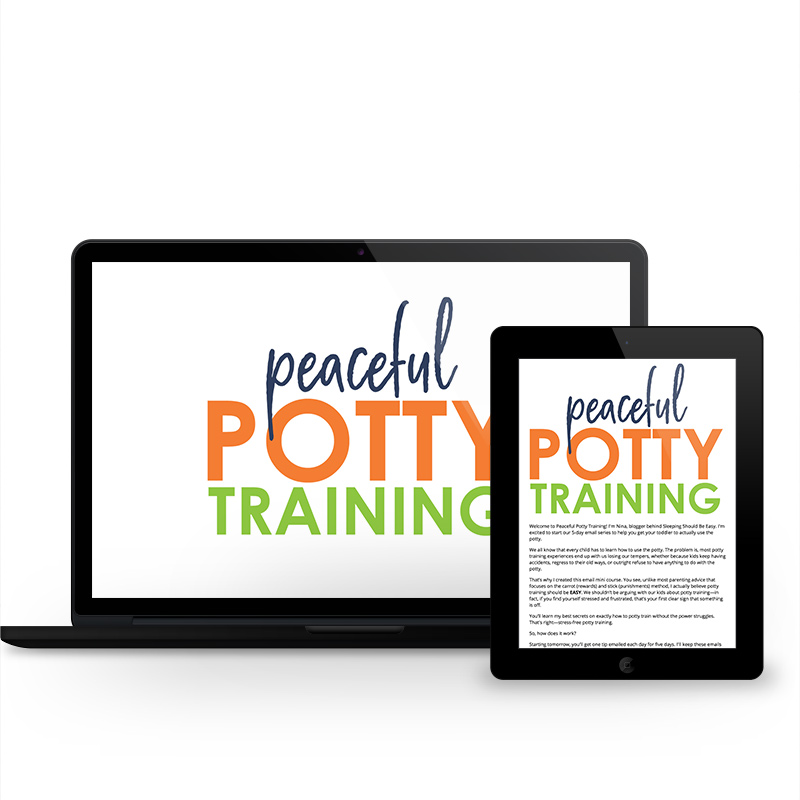 Peaceful Potty Training 5-Day Mini Course