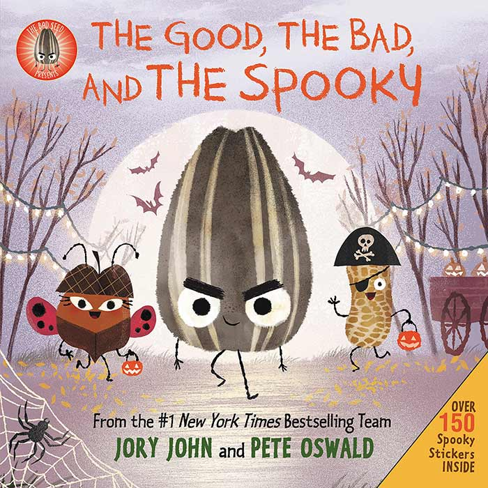 The Good, the Bad, and the Spooky by Jory John and Pete Oswald