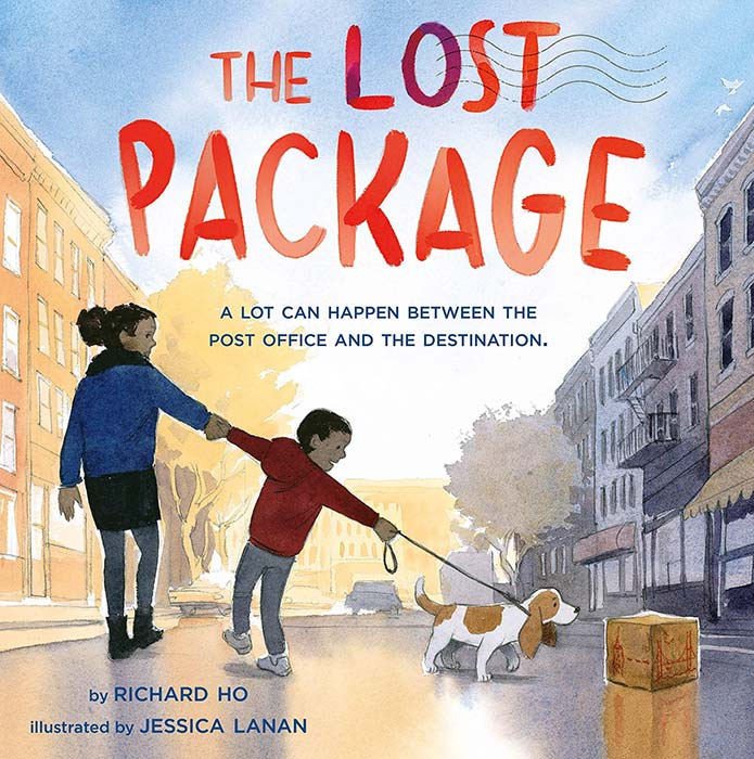 The Lost Package by Richard Ho and Jessica Lanan