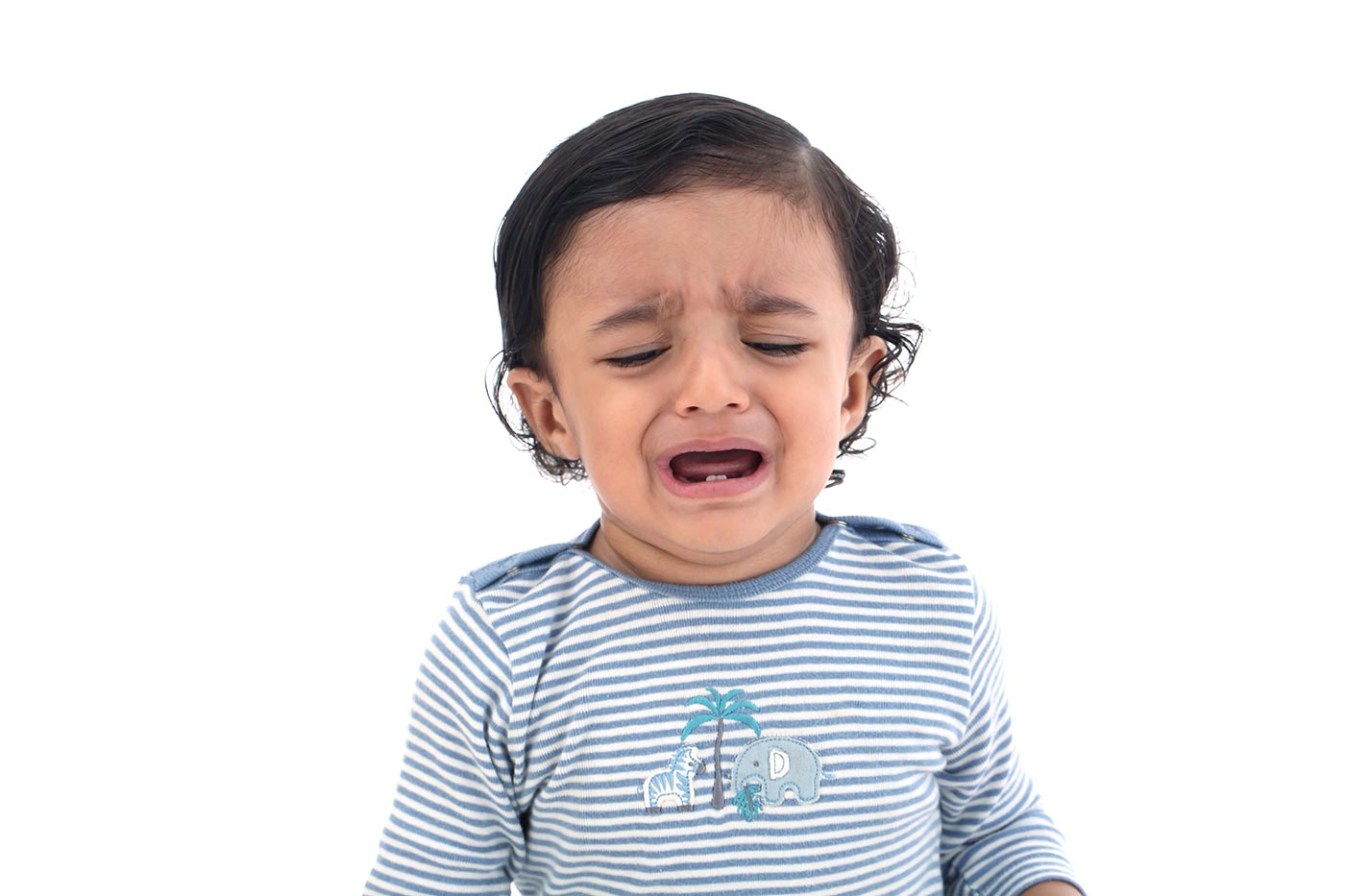 toddler wakes up too early crying