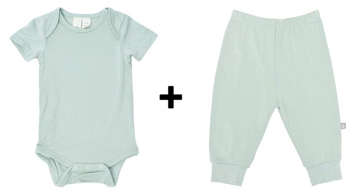 bodysuit and pants