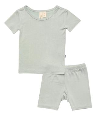 short sleeves and shorts