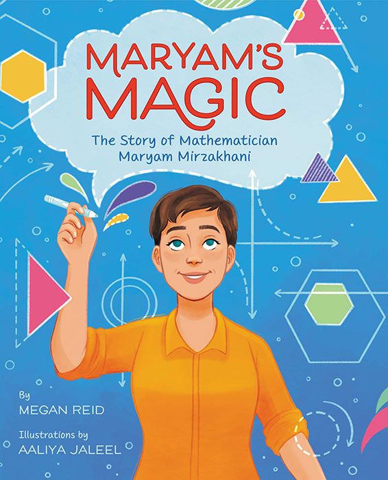 Maryam's Magic by Megan Reid and Aaliya Jaleel