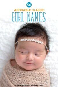 adorable classic girl names