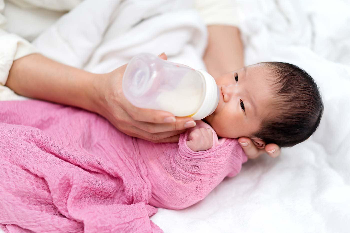 Newborn Feeding Every 2 Hours