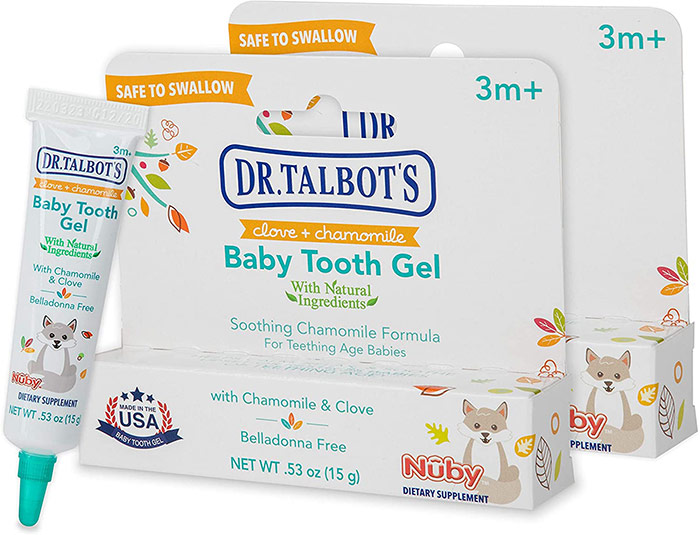Dr. Talbot's Baby Tooth Gel