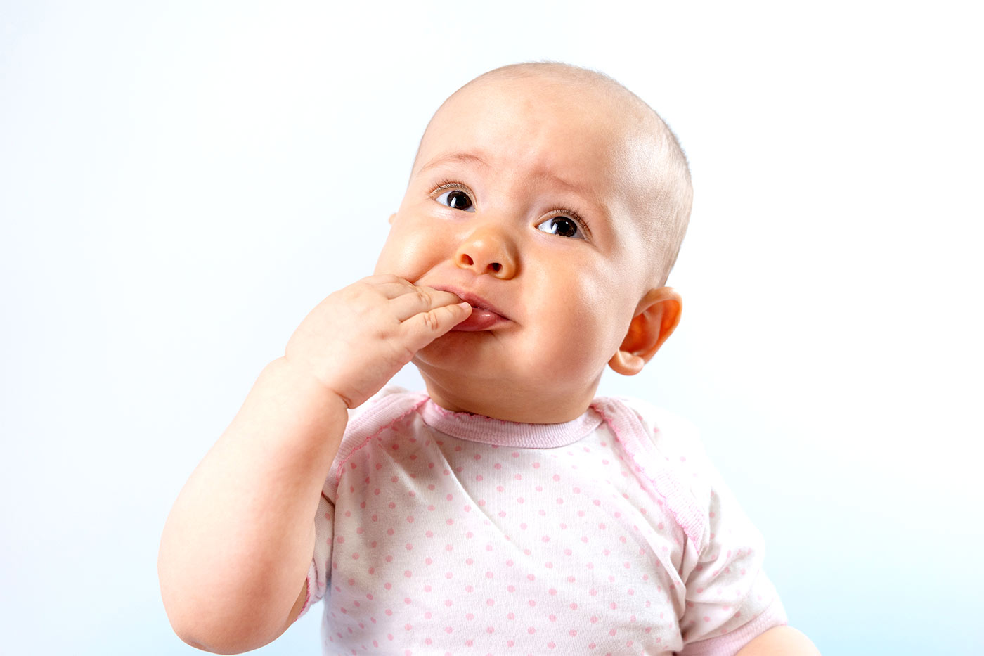 what to do when baby is teething and won't stop crying
