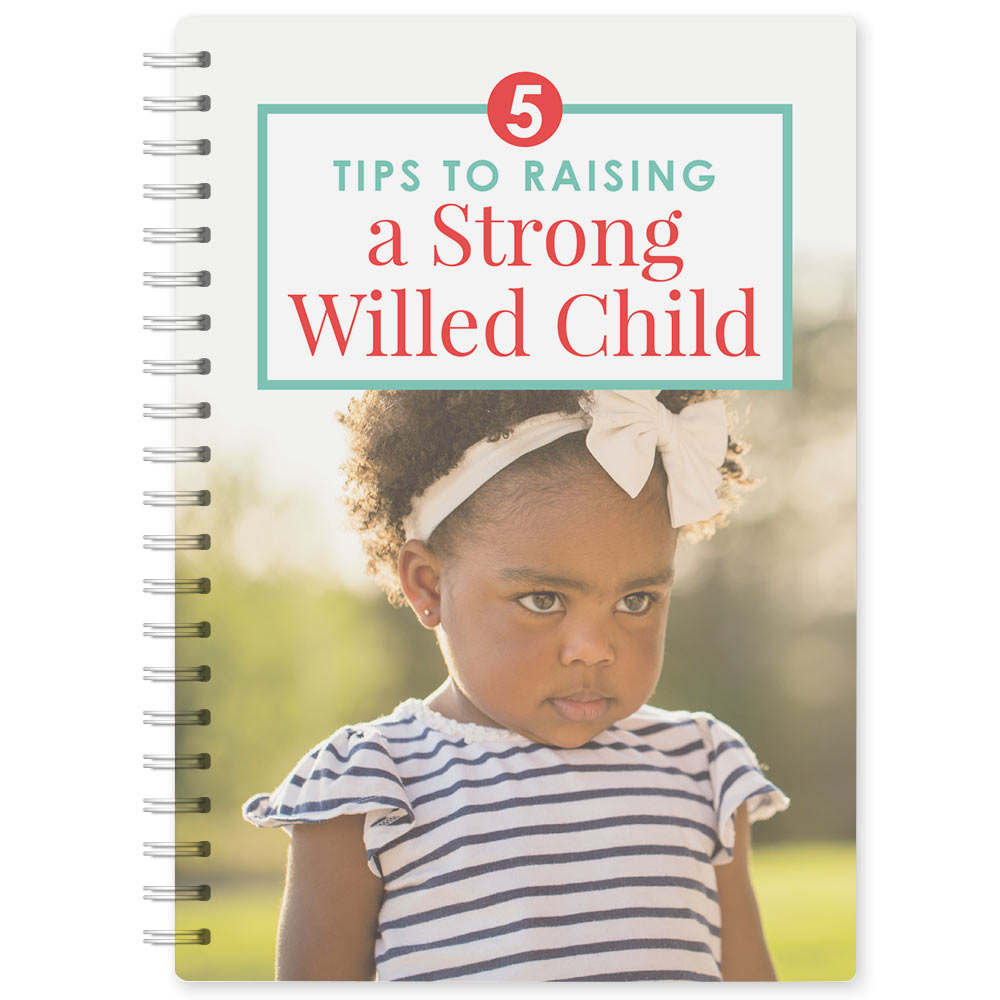 5 Tips to Raising a Strong Willed Child