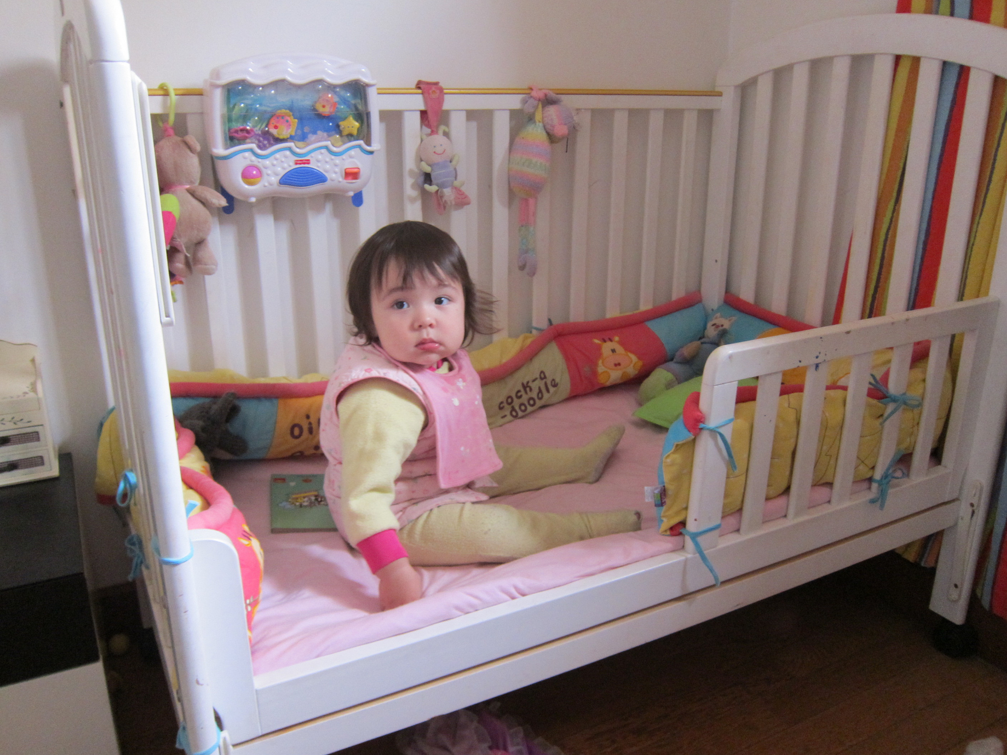 How To Have A Successful Transition From Crib To Bed