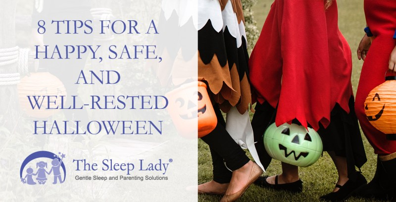 well-rested Halloween