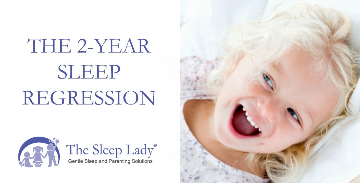 2 year sleep regression