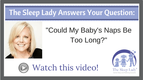 Question of the week_ Could My Baby's Naps Be Too Long?