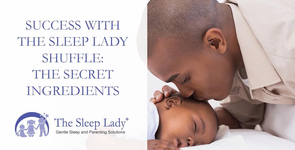 success with the sleep lady shuffle