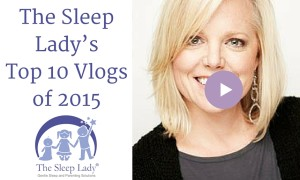 The Sleep Lady's Top 10 Vlogs of 2015