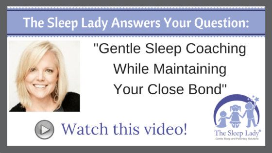Gentle Sleep Coach While Maintaining Your Close Bond