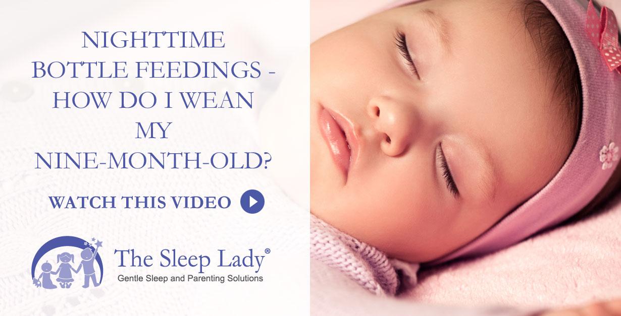 nighttime feeding vlog