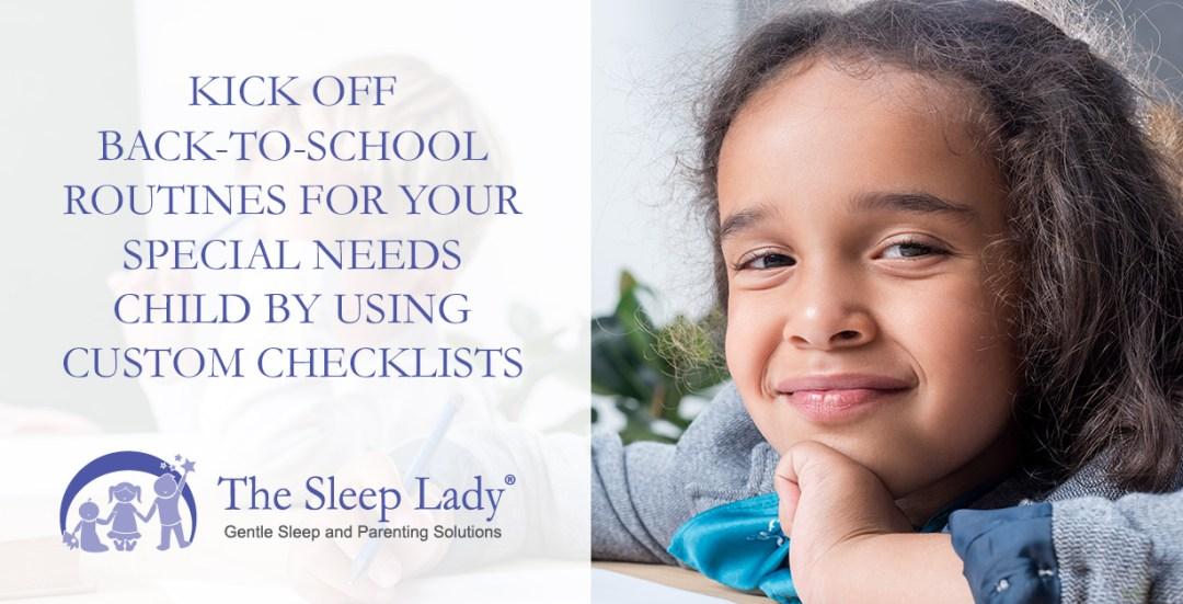 back-to-school checklists