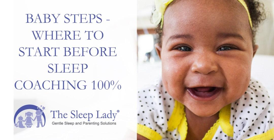 before sleep coaching