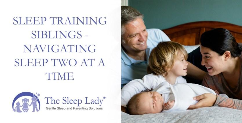 sleep coaching siblings