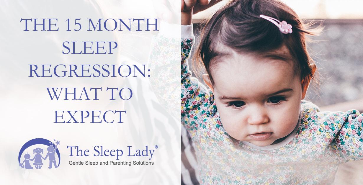 15 month sleep regression