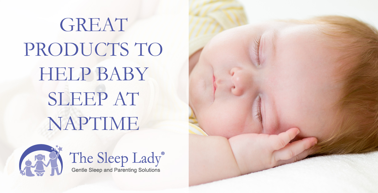 products to help baby sleep
