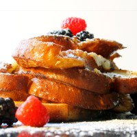 الخبز الفرنسي المقلي French Toast