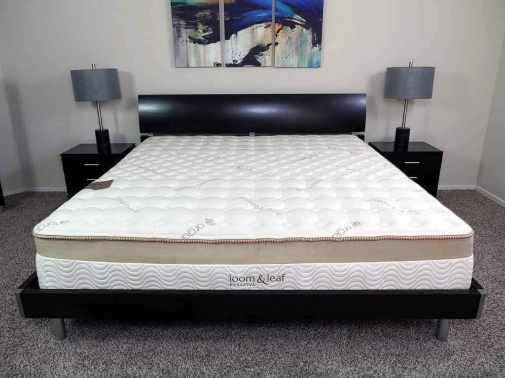 Loom And Leaf Vs Tempurpedic Mattress Review Sleepopolis