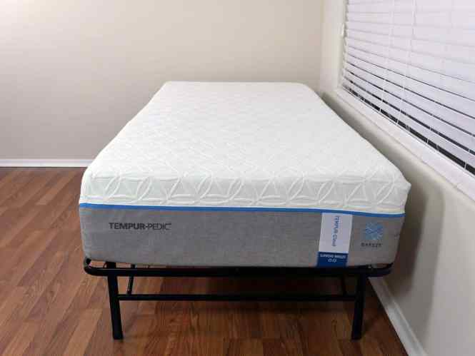 Tempurpedic Cloud Supreme Breeze Mattress Twin Xl Size