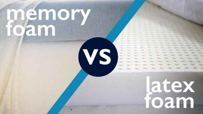 Memory Foam Vs Latex Which Is The Best Choice For You