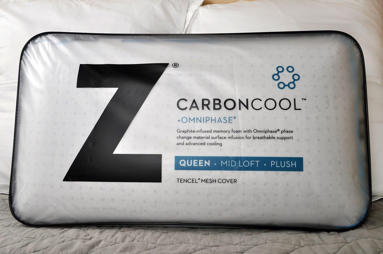 malouf carboncool pillow review