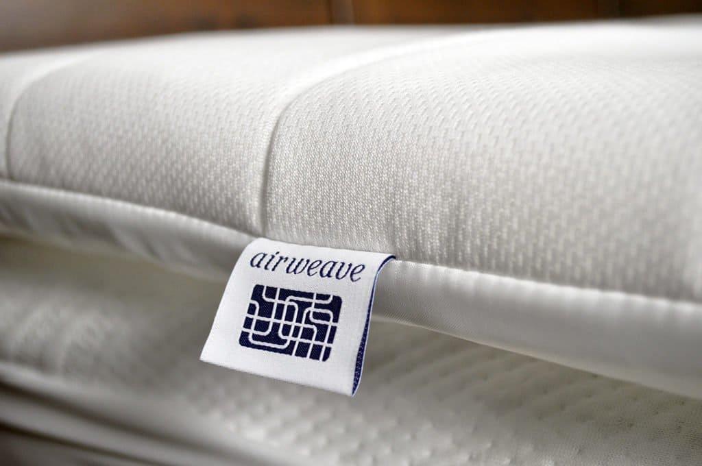 airweave mattress topper review