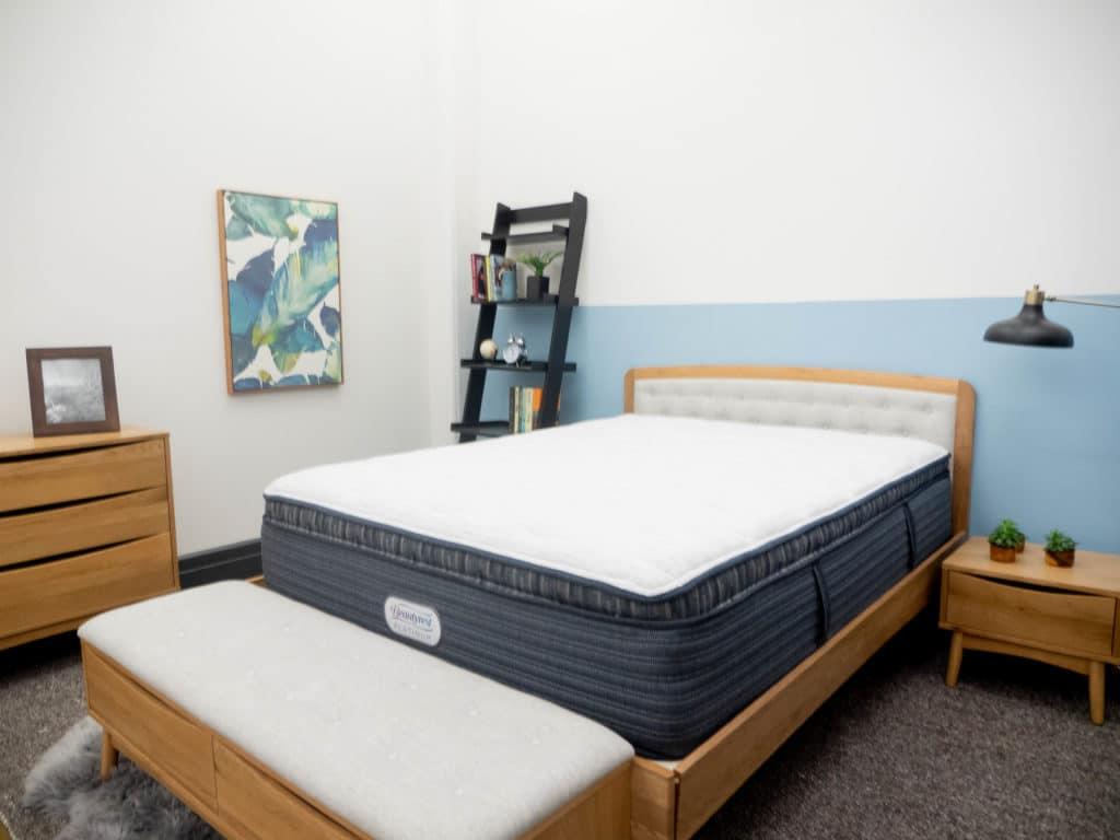beautyrest platinum mattress review